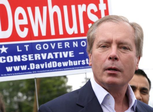 Texas Lt. Gov. David Dewhurst  (Pat Sullivan, AP)